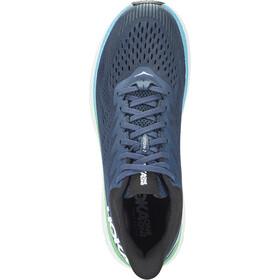 Hoka One One Clifton 7 Scarpe da corsa Uomo, blu